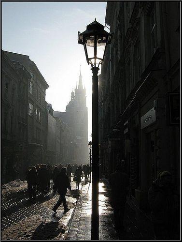 Kraków Ulica Floriańska :: photo ::