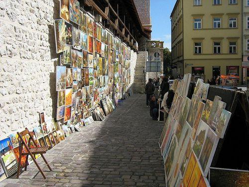 Kraków Open Sky Gallery
