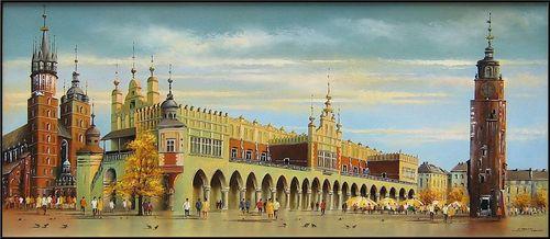Krzysztof Brocki :: Main Market :: Kraków