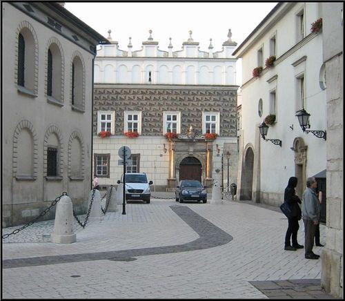 Kraków Plac Mariacki
