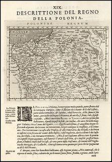 Poloniae Regnum 1598
