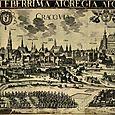 WIDOK KRAKOWA OD PÓŁNOCNEGO ZACHODU 1619 | Kopia
