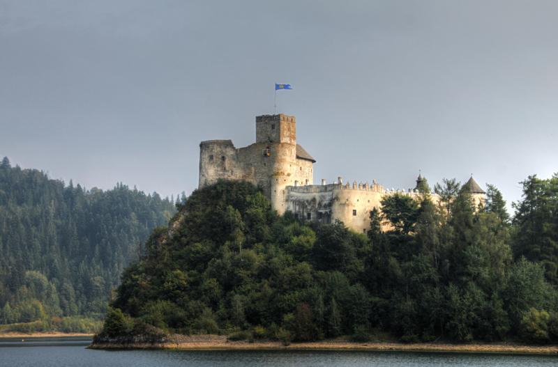 Niedzica Zamek fot. Klearchos Kaputsis
