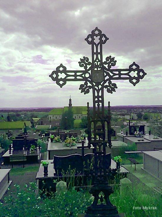 Pińczów cmentarz