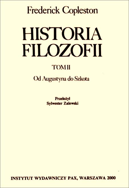 Copleston Historia filozofii tom 2