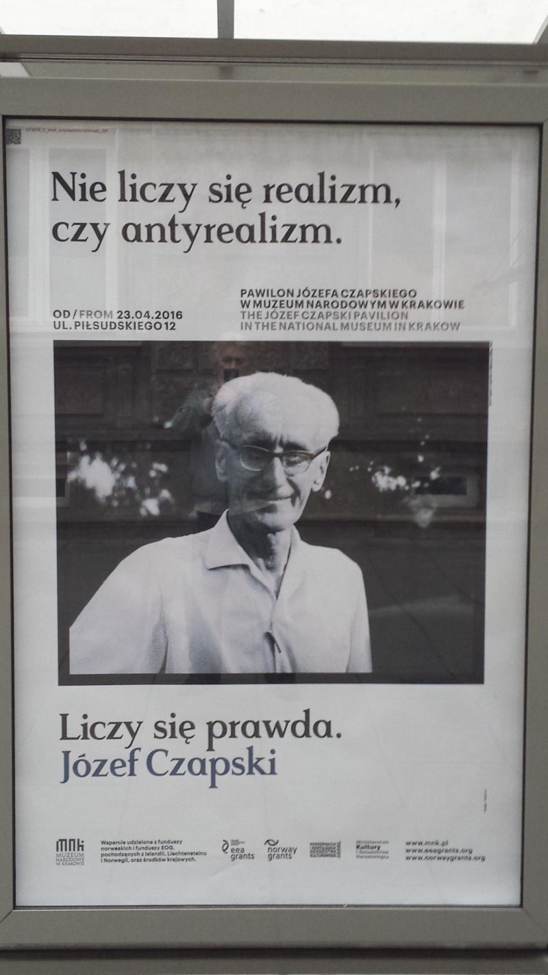 Czapski liczy się prawda