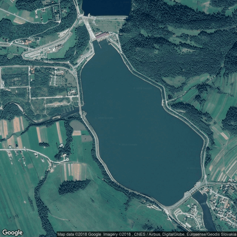 Zapory na Dunajcu